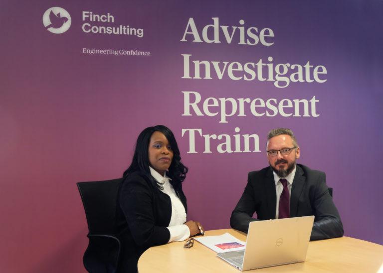 Julia Thomas & Martin White - Finch Consulting