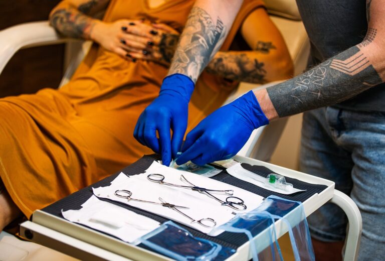 Body Piercing | Consent Form Compliance | Finch Consulting