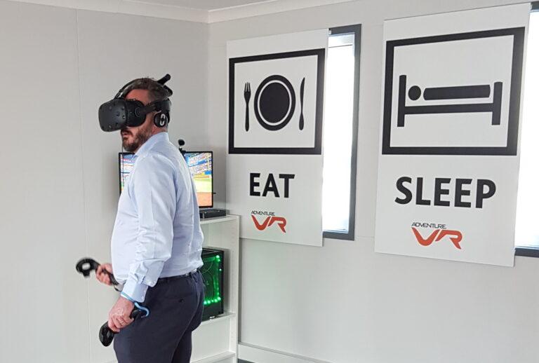Martin White Finch Consulting VR2